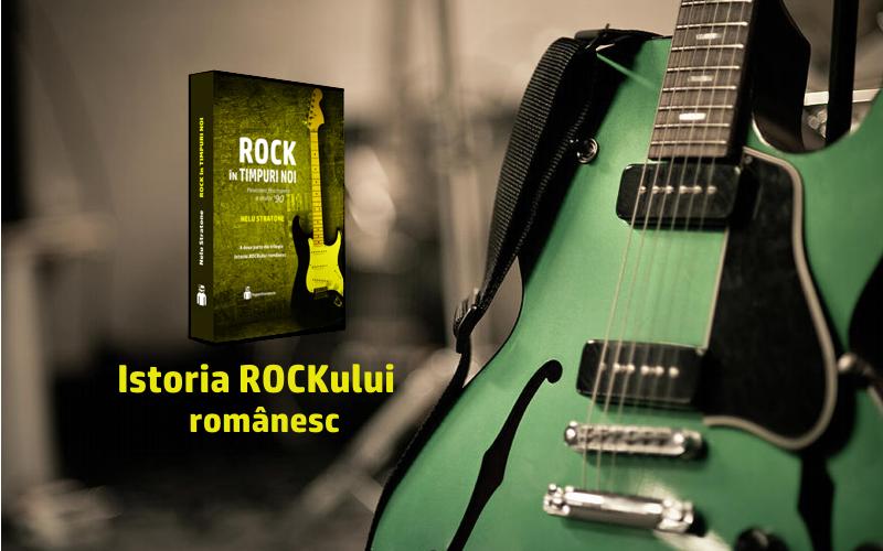 Rock in timpuri noi Istoria ROCKului romanesc crowdfunding