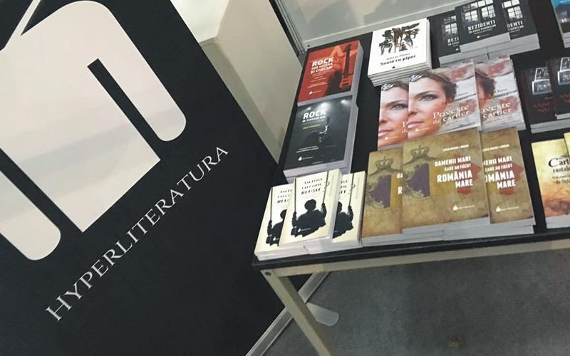 Carti Editura Hyperliteratura, 2018, la Gaudeamus