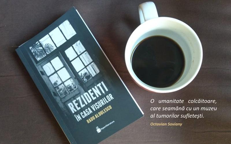 Rezidenti in Casa Visurilor, Radu Aldulescu, Editura Hyperliteratura