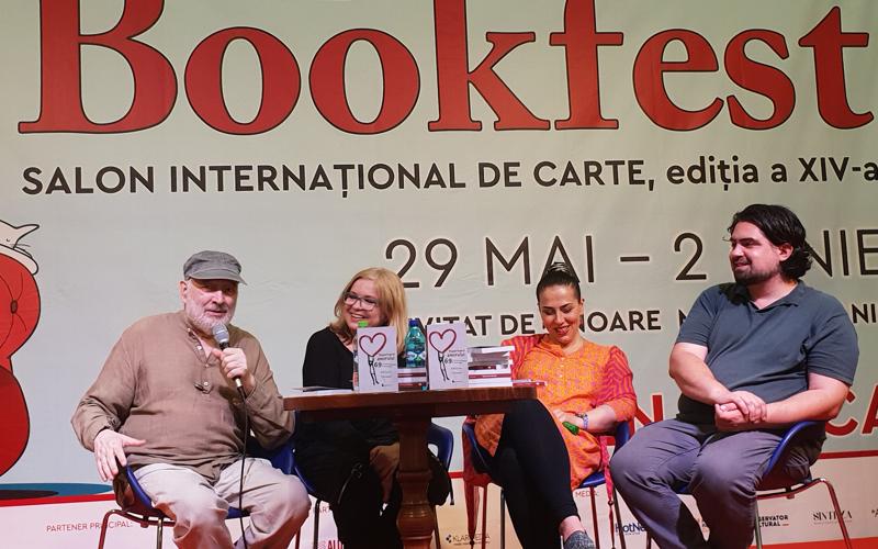 Hyperliteratura, Bookfest 2019, Stelian Tanase