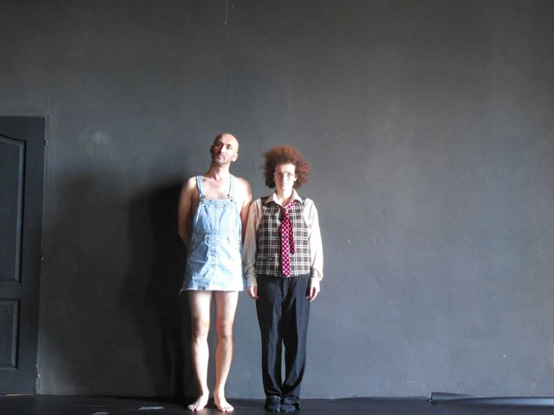 Stripease, Jean Lorin Sterian, Alice Pons