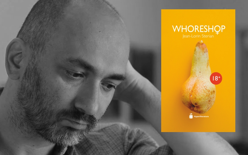 WhoreShop, Jean-Lorin Sterian, Hyperliteratura