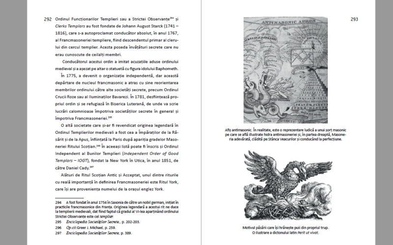 Ordinul Templierilor, de Emanuel Iavorenciuc, Editura Hyperliteratura