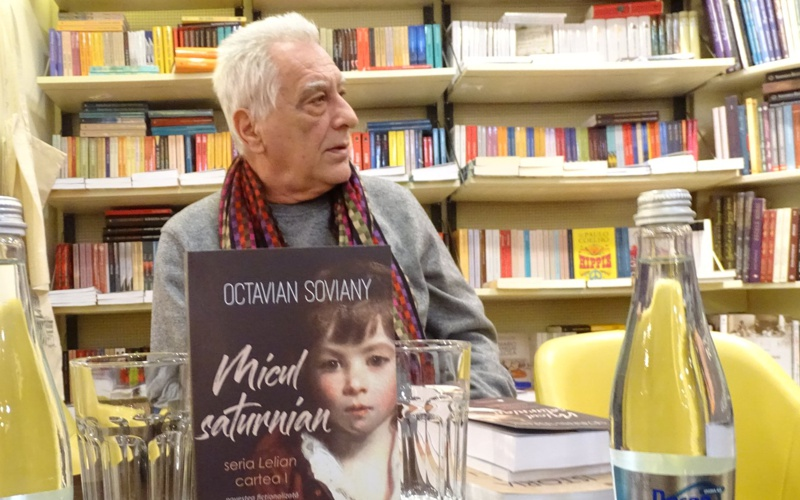 Adrian Adila Parvu, Octavian Soviany, Micul Saturnian, seria Lelian