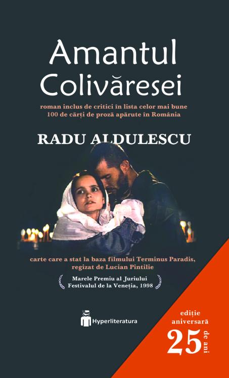 Coperta Amantul Colivaresei film Terminus Paradis