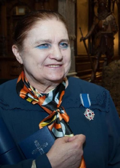 Lucia Hossu-Longin